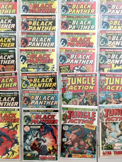 Jungle Action 1-24 complete series